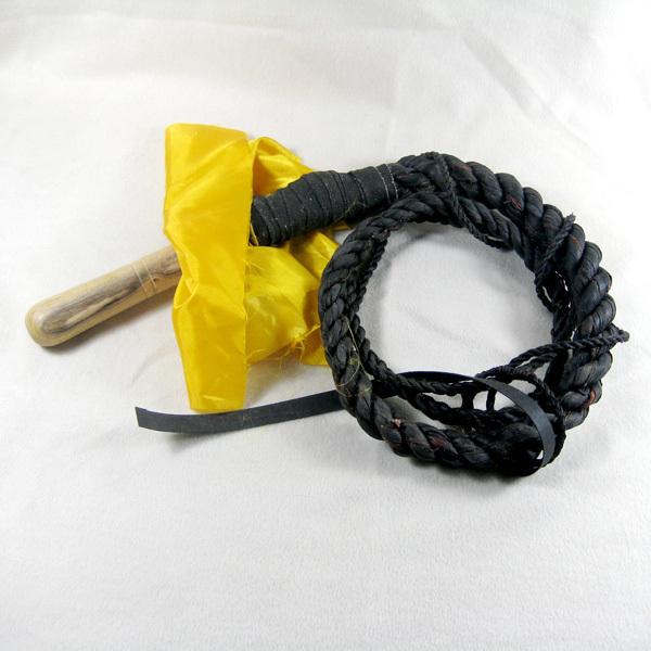 陀螺鞭子2.5米--中老年健身娱乐玩具/武术健身鞭子/尼龙橡胶鞭子